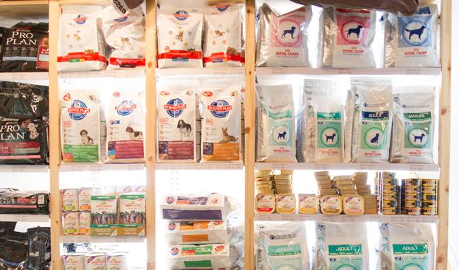 Alimentation, hygiène et accessoires pour vos animaux de compagnie